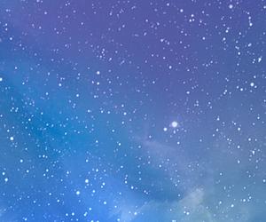 beautiful, blue, and galaxy image