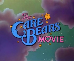 animation, care bear, and moon image