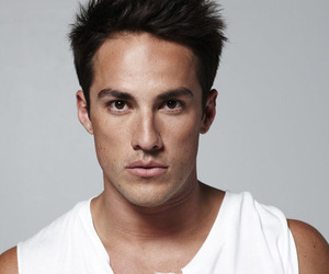 michael trevino, tyler, and the vampire diaries image