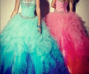 beautiful, Prom, and waw image