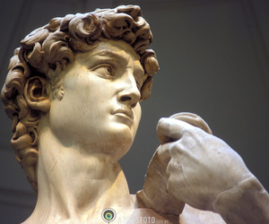 david, michelangelo, and 1501–1504 image