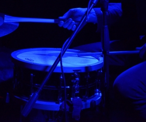 blue, music, and percussion image