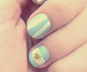 argentina, nails, and love it image