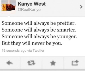 quote, kanye west, and pretty image