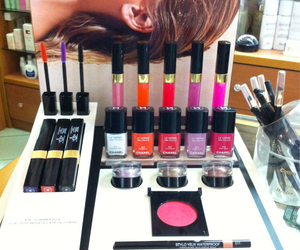 chanel, summer, and makeup image