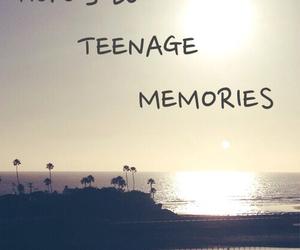 beach, memories, and summer image