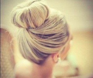 bun, pretty, and beautiful image
