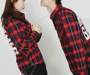 cute, boy, and couple image