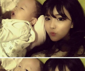 ulzzang girl and lee geum hee image