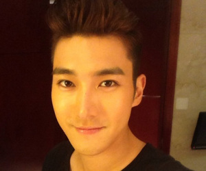 handsome, super junior, and siwon image