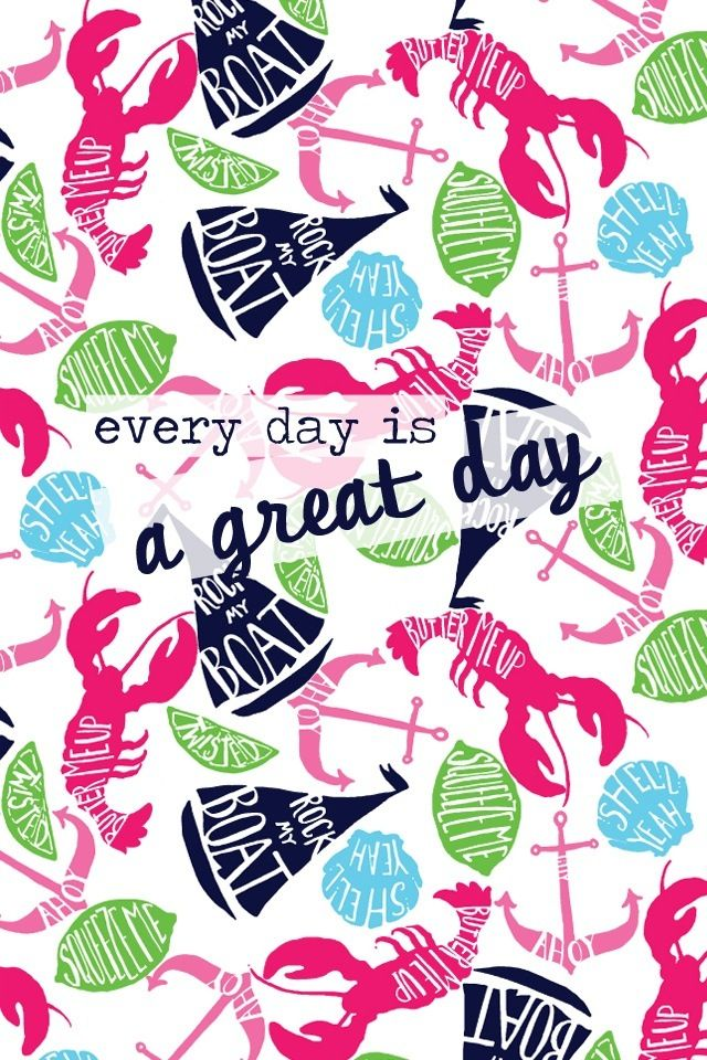Lilly Pulitzer Iphone Backgrounds Shared By Brie