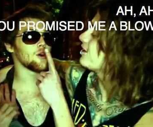 danny, asking alexandria, and ben bruce image