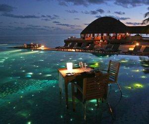 romantic and Maldives image