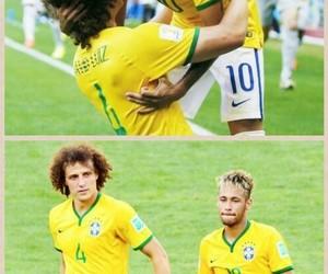 brasil, team, and neymar image