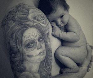 bebe, Chica, and tatuaje image