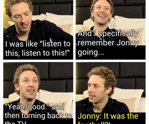 Chris Martin, coldplay, and curls image