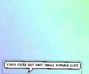 lol, 1d, and niall horan image