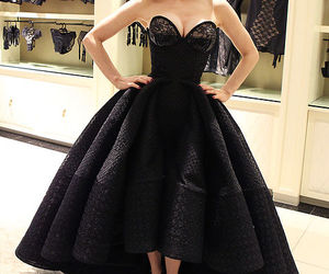 catwalk, collection, and Dita von Teese image