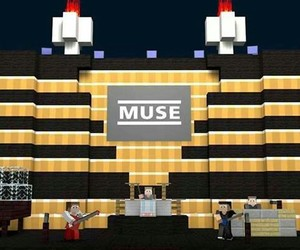 muse, musers, and minecraft image