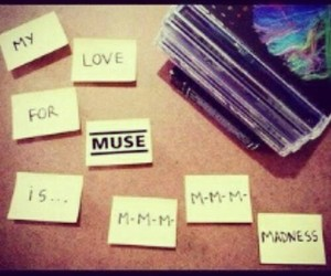 muse, madness, and love image
