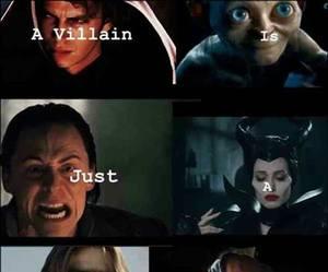 villain, loki, and movies image