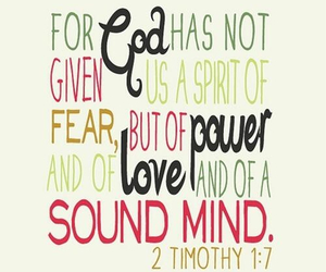god, love, and power image