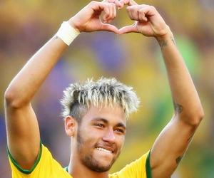 neymar and love image