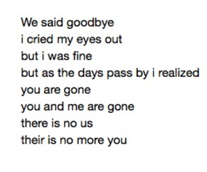 goodbye and i miss you image