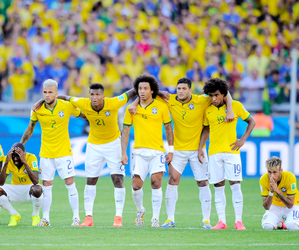 brasil, brazil, and we are one image