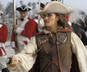 orlando bloom, piratas del caribe, and will turner image