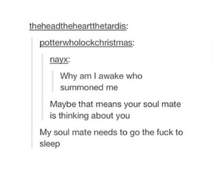 funny, lol, and soul mate image