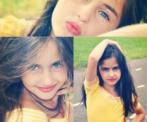 arab, hair, and cute image