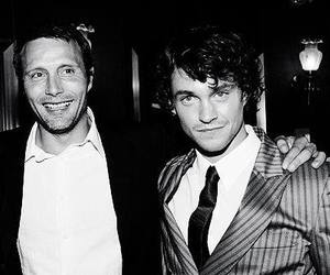 hugh dancy and mads mikkelsen image