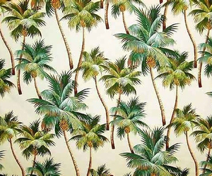 wallpaper, background, and palm trees image