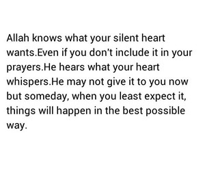allah, blessed, and heart image