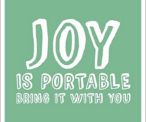 quote, joy, and life image