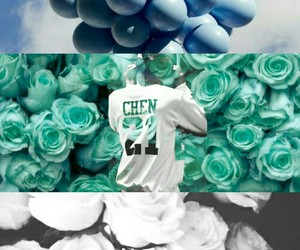 Chen, exo edit, and exo image