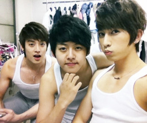 ukiss, eli, and dongho image