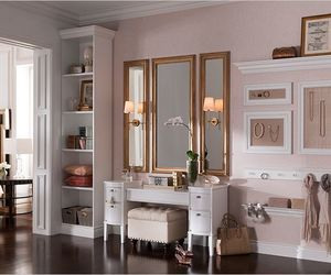 dressing table and interior design image