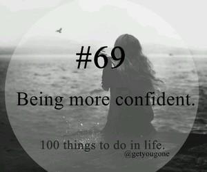 changes, confident, and motivation image