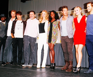 cast, comic-con, and true blood image