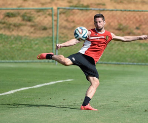 football, soccer, and dries mertens image