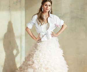 olivia palermo, bride, and style image