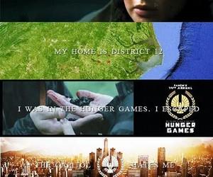 movie, peeta mellark, and katniss everdeen image