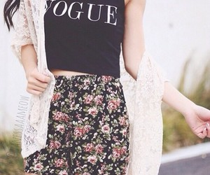 vogue and outfit image