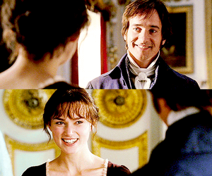 cool, darcy, and Elizabeth image