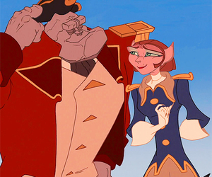 disney, pictures, and treasure planet image