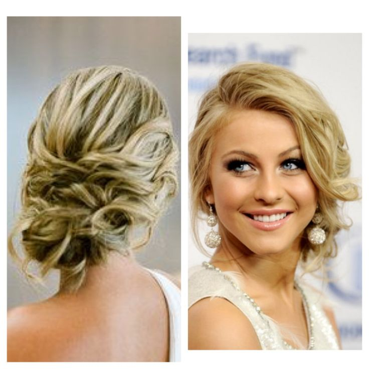 Prom Hair Shared By Mary On We Heart It