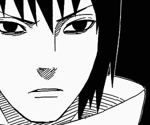 sasuke uchiha, naruto, and anime image
