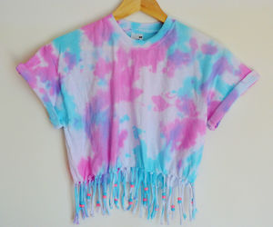 grunge, hipster, and tiedye image